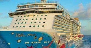 Genting Hong Kong bán cổ phẩn của hãng tàu du lịch Norwegian Cruise Line