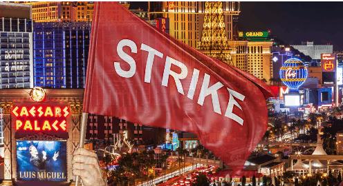 Nhân viên casino ở Las Vegas dự định đình công vào ngày 1 tháng 6