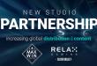 Relax Gaming ký thỏa thuận nội dung với Max Win Gaming